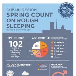 Rough Sleeper Count Spring 2016