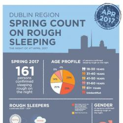 Rough Sleeper Count Spring 2017