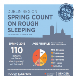 Rough Sleeper Count Spring 2018