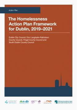 The Homeless Action Plan Framework for Dublin - 2019-2021